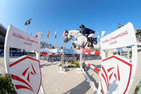 Christian und Cordess wurden 7. im Logines Grand Prix von Monaco