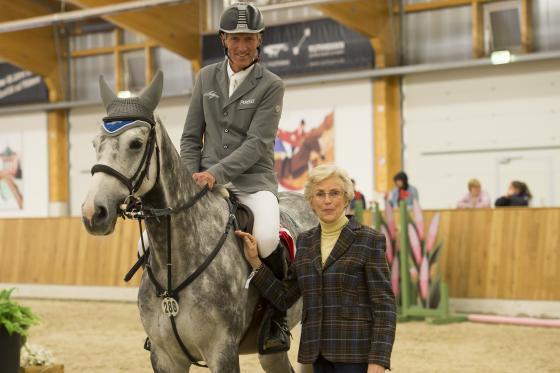 Ludger und Mila werden Fünfte im Preis der Frau Madeleine Winter-Schulze