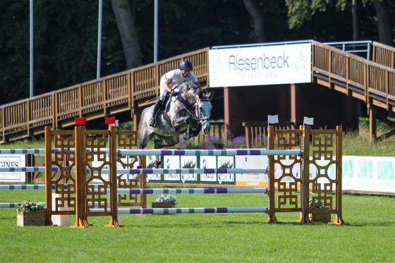 Internationale Turniere im August bei Riesenbeck International                                   Foto:RI