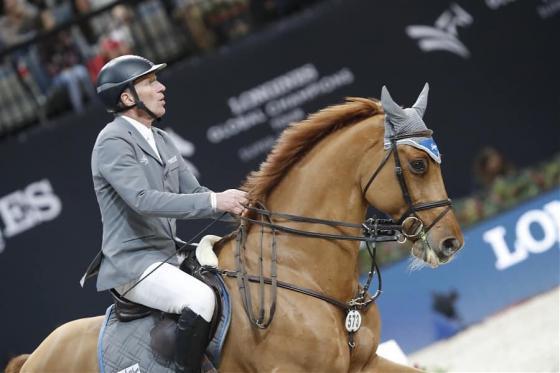 Ludger und Casello gewinnen Silber im LGCT Super Grand Prix