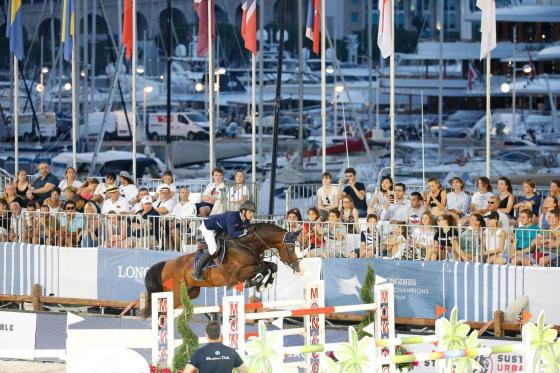 Stefano Grasso / GCL   Christian und Limonchello NT werden Fünfte im Großen Preis von Monaco