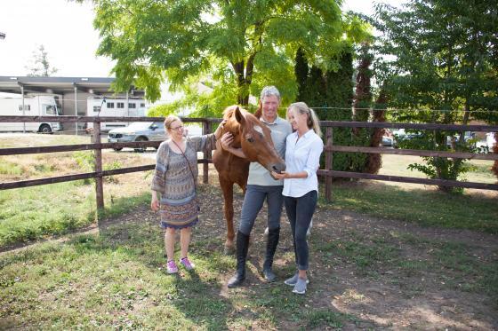 Goldfever mit Ludger, Marie und Ina