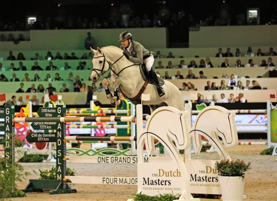 Philipp und LB Convall bei den Dutch Masters